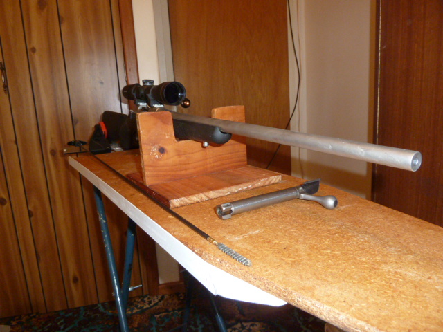 Rifle Cleaning Table (2)