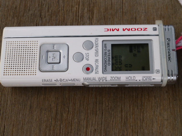 Voice Recorder for Note Taking